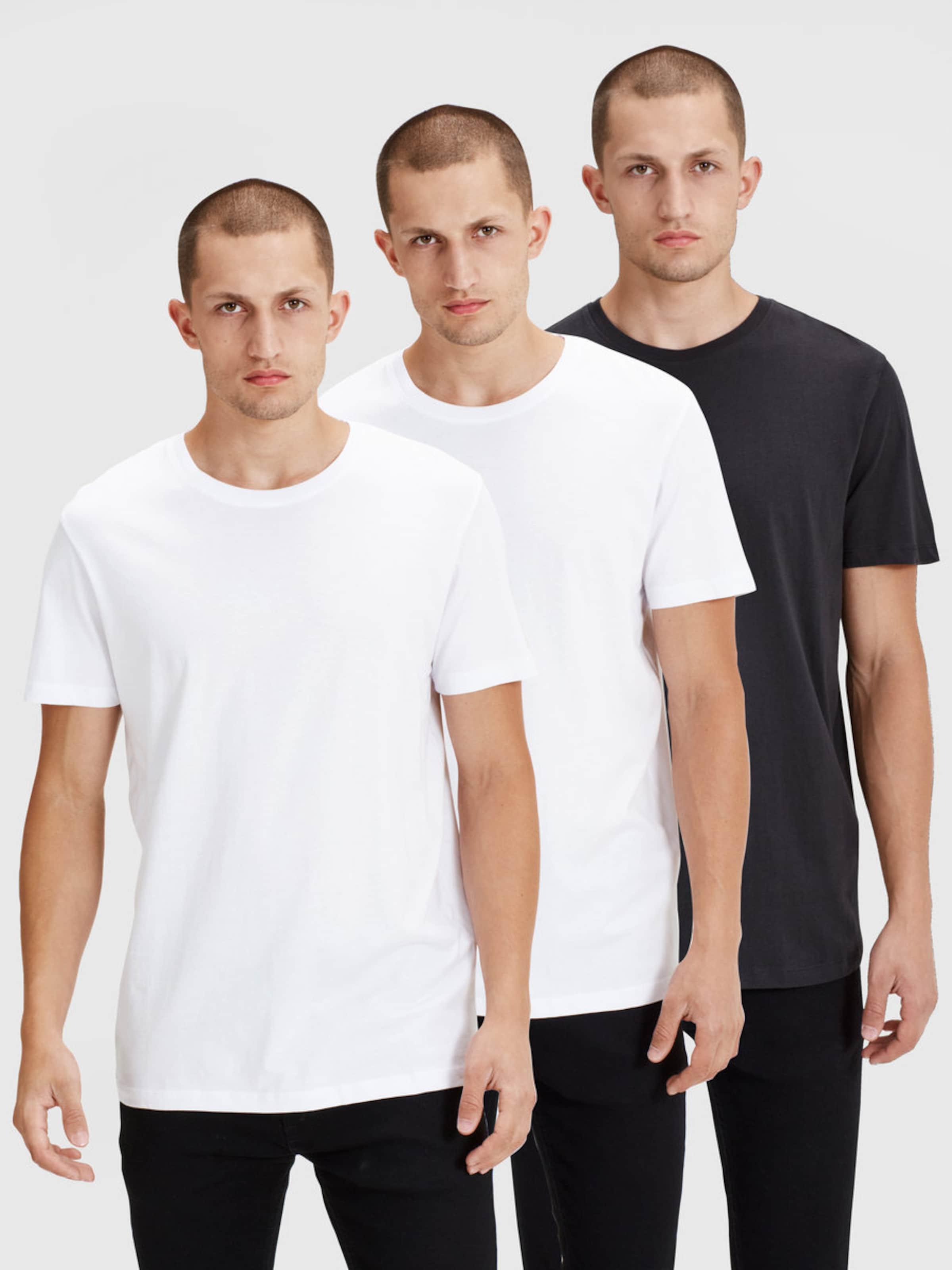 JACK & JONES Basic T-Shirt Steckdose Countdown-Paket Mit Paypal Bezahlen Billig Authentische Sast Günstiger Preis u7a5K