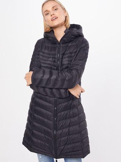 BOSS Płaszcz zimowy 'Oreveal' w kolorze czarnym, Podgląd na modelu(-ce)