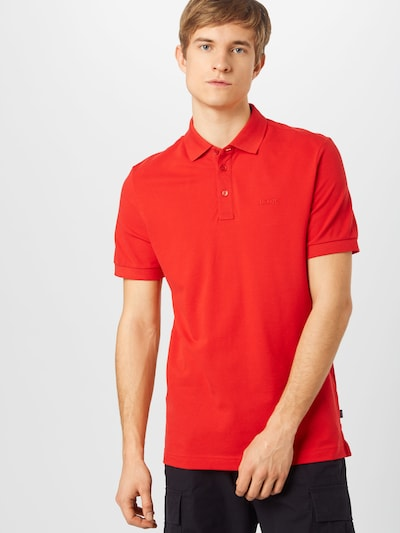 JOOP! Poloshirt in rot: Frontalansicht