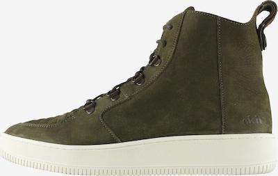 EKN Footwear Sneaker 'Argan' in grün / oliv, Produktansicht