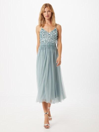 LACE & BEADS Kleid 'Riri' in pastellgrün, Modelansicht