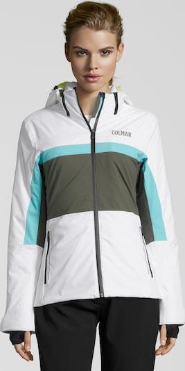 Colmar Skijacke 'GREENLAND' in weiß, Produktansicht