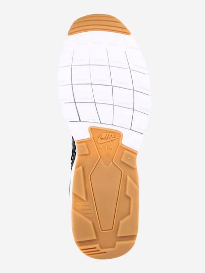 Nike Sportswear Sneaker 'Air Max Motion' in schwarz / weiß: Ansicht von unten