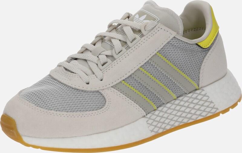 ADIDAS ORIGINALS Sneaker Herren, Basaltgrau Naturweiß