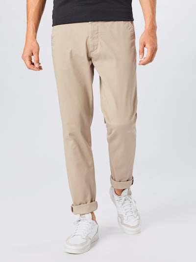 SELECTED HOMME Hose 'Miles' in beige, Modelansicht