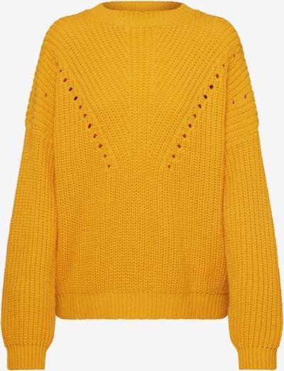SET Pullover in gelb, Produktansicht