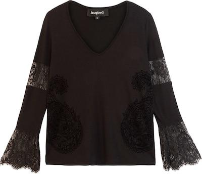 Desigual T-shirt 'AMELIA' en noir, Vue avec produit