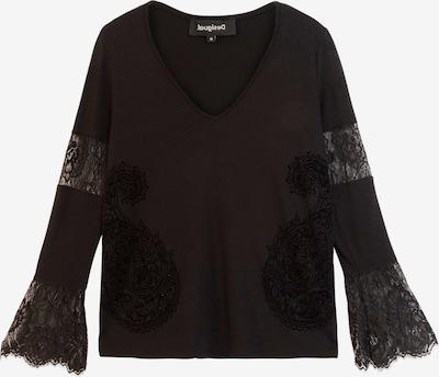 Desigual Shirt 'AMELIA' in de kleur Zwart, Productweergave