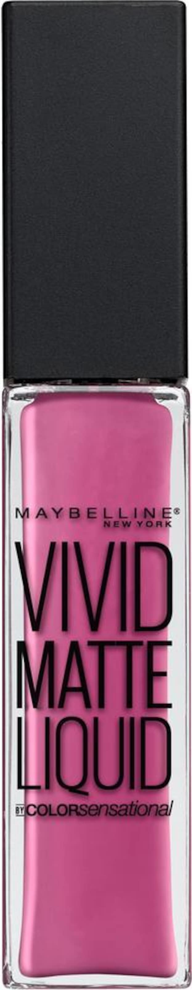 New Matte Matte York Lippenstift York MAYBELLINE New Liquid' 'Vivid MAYBELLINE 'Vivid SdXxC