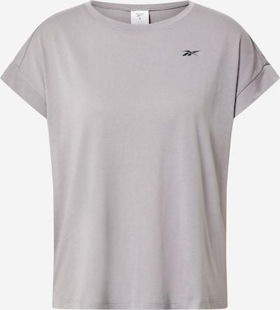 REEBOK Funkcionalna majica | siva barva, Prikaz izdelka