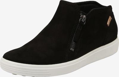 Sneaker înalt 'SOFT 7 W' ECCO pe negru, Vizualizare produs