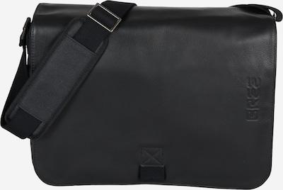 BREE Laptoptas 'Punch Casual 49' in de kleur Zwart, Productweergave