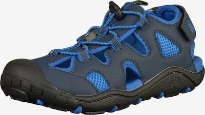 Kamik Sandalen in de kleur Navy / Royal blue/koningsblauw, Productweergave