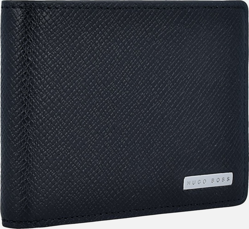 Boss Signature Leather - Wallet 11 Cm