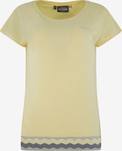 mazine Shirt 'Lynn' in gelb, Produktansicht