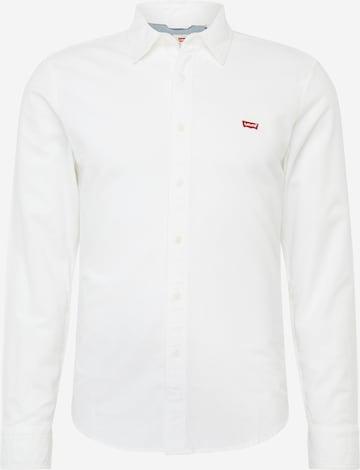 LEVI'S Hemd 'LS BATTERY HM' in Weiß