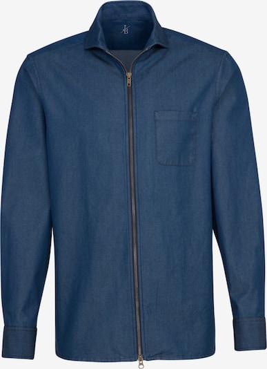 Jacques Britt Hemd in dunkelblau, Produktansicht