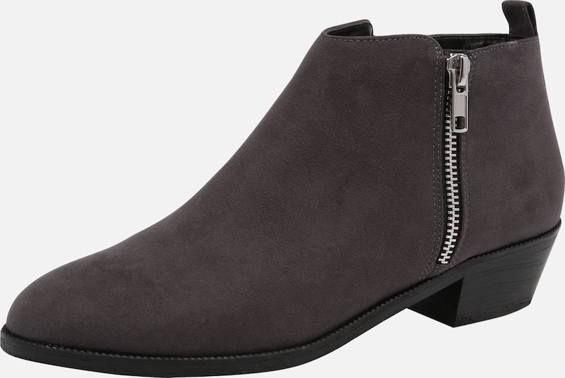 ABOUT YOU Ankle Boot 'Milla' in grau, Produktansicht