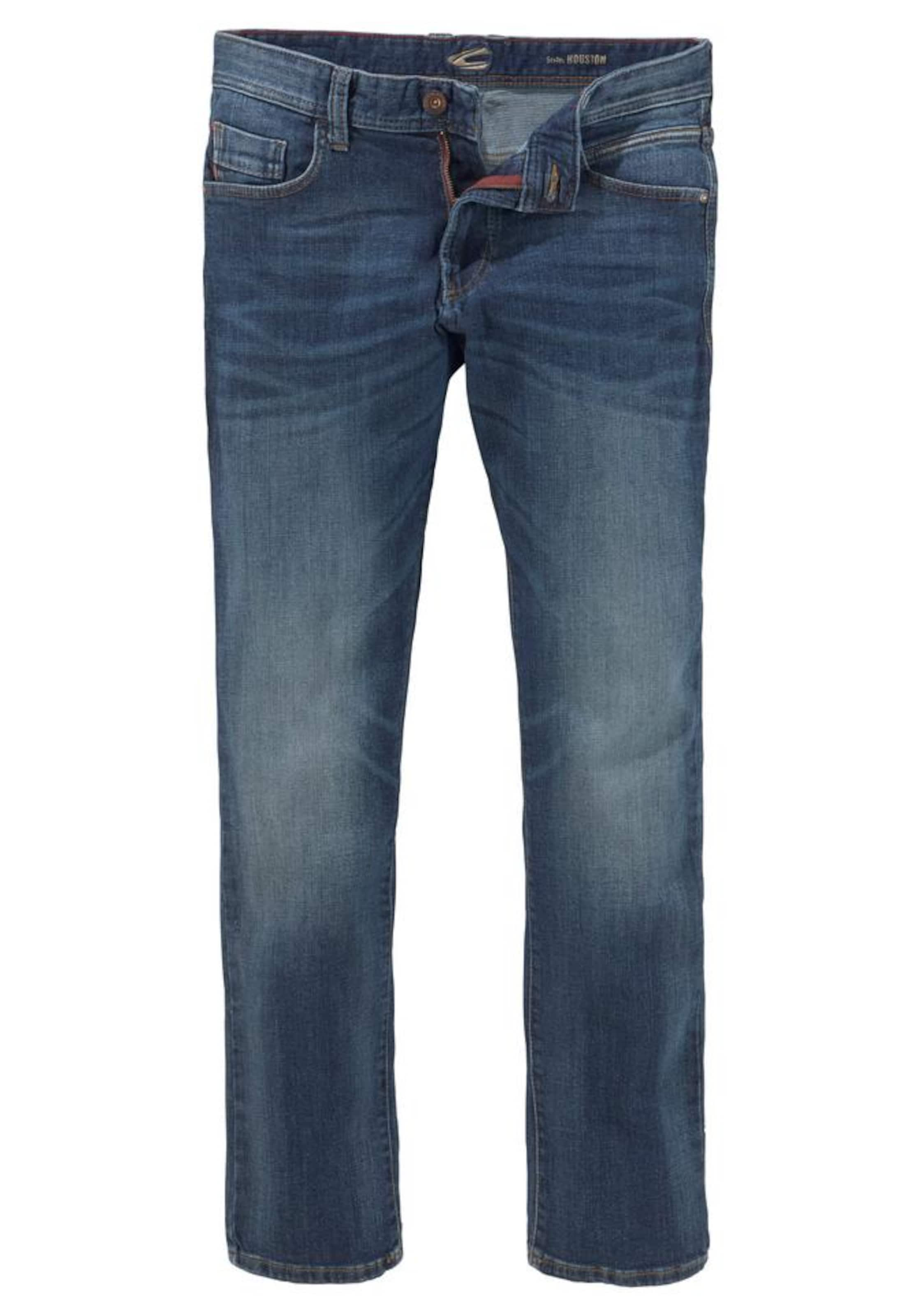 Active Camel Denim Jeans 'houston' In Blue AR354jL