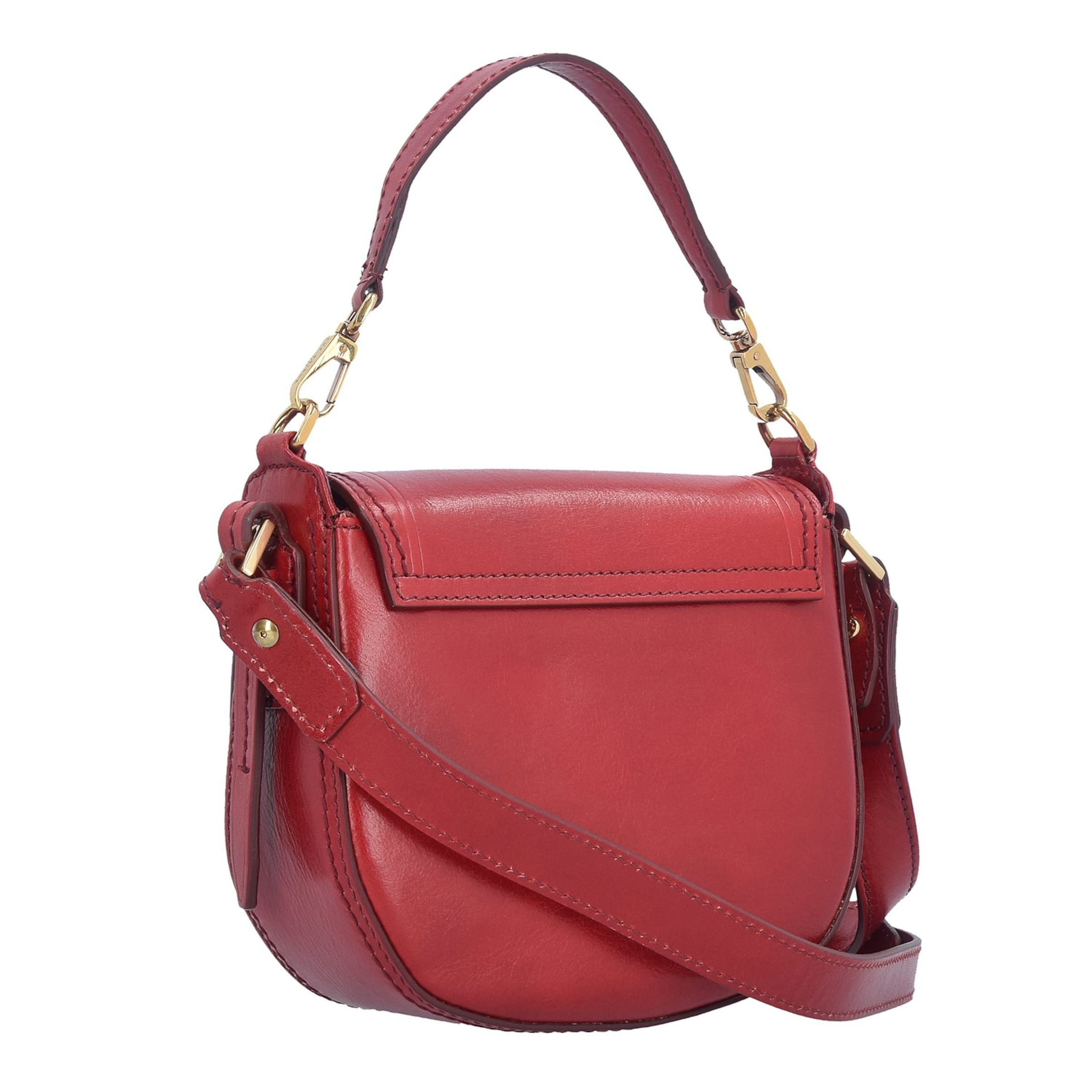 The 20 Handtasche Bridge Leder In Pearldistrict Cm Rot O8P0wkn