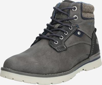 Dockers by Gerli Šněrovací boty - šedobéžová / tmavě šedá, Produkt