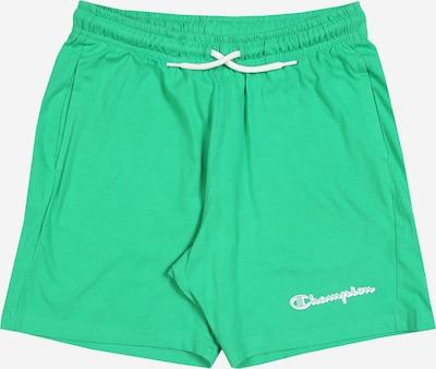 Pantaloni Champion Authentic Athletic Apparel pe verde: Privire frontală