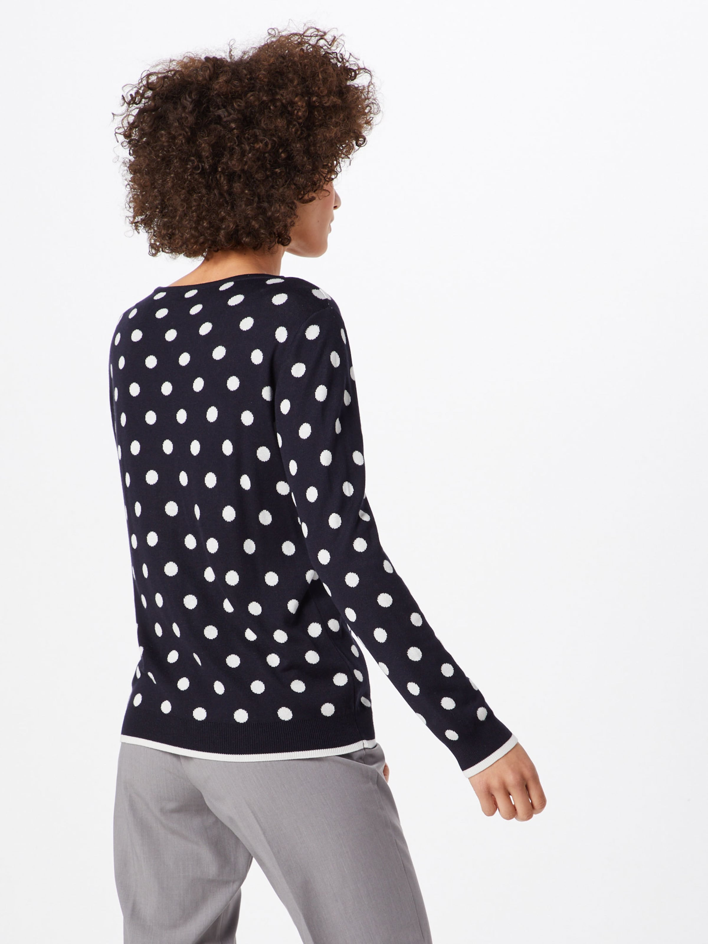 'dot In NavyWeiß Moreamp; Pullover Active' J1clFK