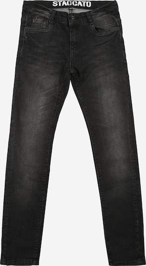 STACCATO Jeans in black denim, Produktansicht