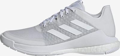 ADIDAS PERFORMANCE Schuh 'Crazyflight' in grau / weiß, Produktansicht