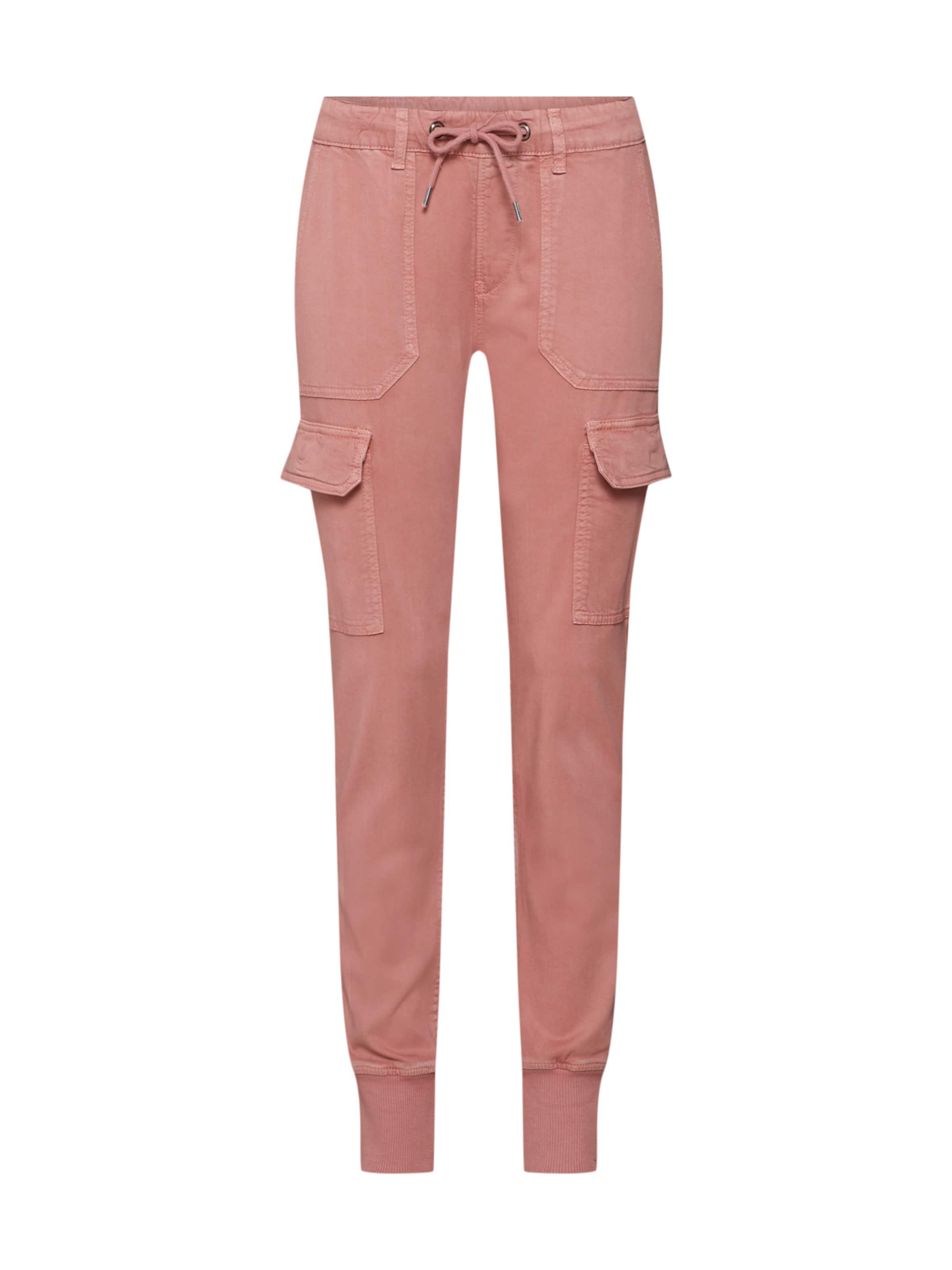 Pepe 'crusade' Rouille Pantalon En Jeans Rouge hQdsxrCt