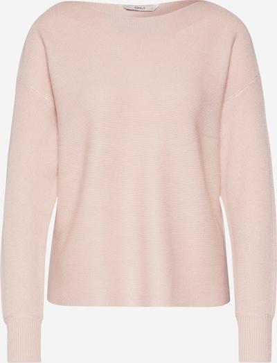 ONLY Pullover 'CLARA' in rosa, Produktansicht