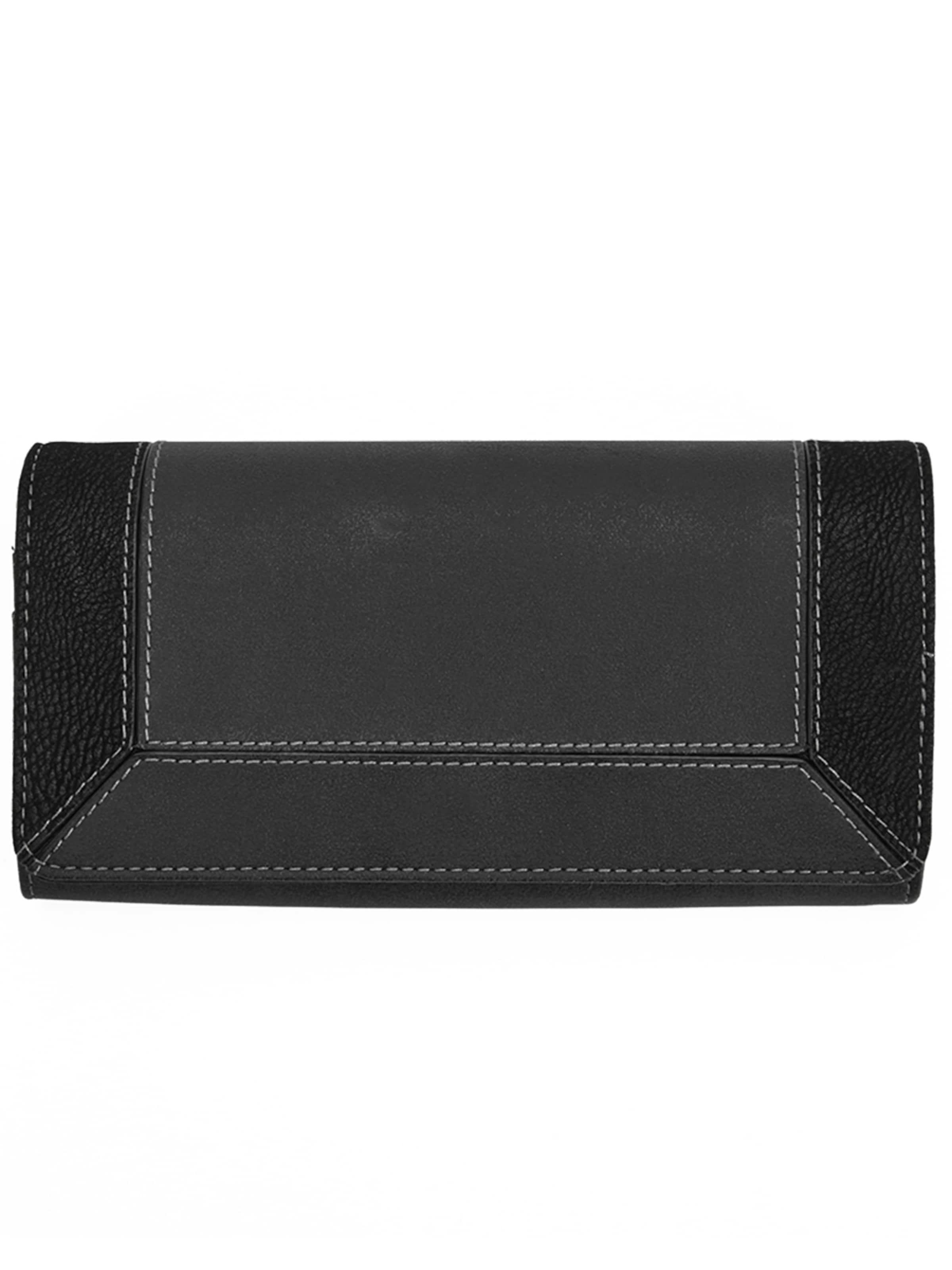 s.Oliver RED LABEL Portemonnaie mit Glanz-Finish Verkaufsshop e9nxI