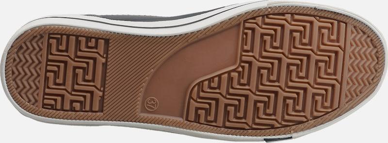 MUSTANG Sneaker High mit mit mit Reißverschluss b5748f