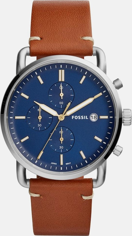 FOSSIL Chronograph 'THE COMMUTER CHRONO, FS5401'