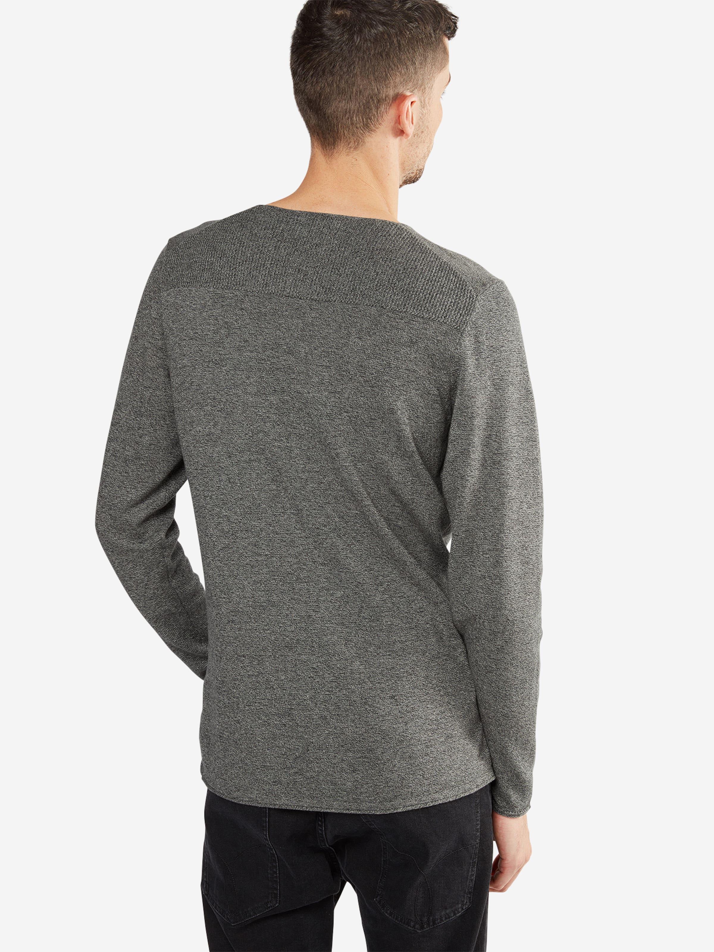 'fine NOWADAYS Pullover melange basic Pullover pullover' melange pullover' NOWADAYS basic 'fine ndgTfxETHW