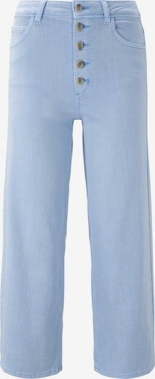 MINE TO FIVE Jeanshosen Coloured Denim Culotte in blau, Produktansicht