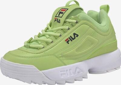FILA Sneaker 'Disruptor' in limette, Produktansicht