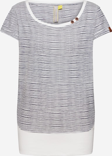 Alife and Kickin Shirt in grau / weiß, Produktansicht