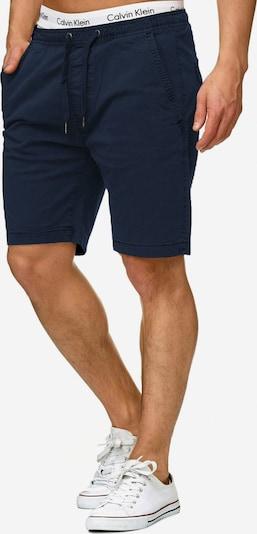 INDICODE JEANS Shorts 'Kelowna' in navy, Produktansicht