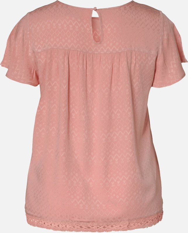 Junarose Short-sleeved Blouse-