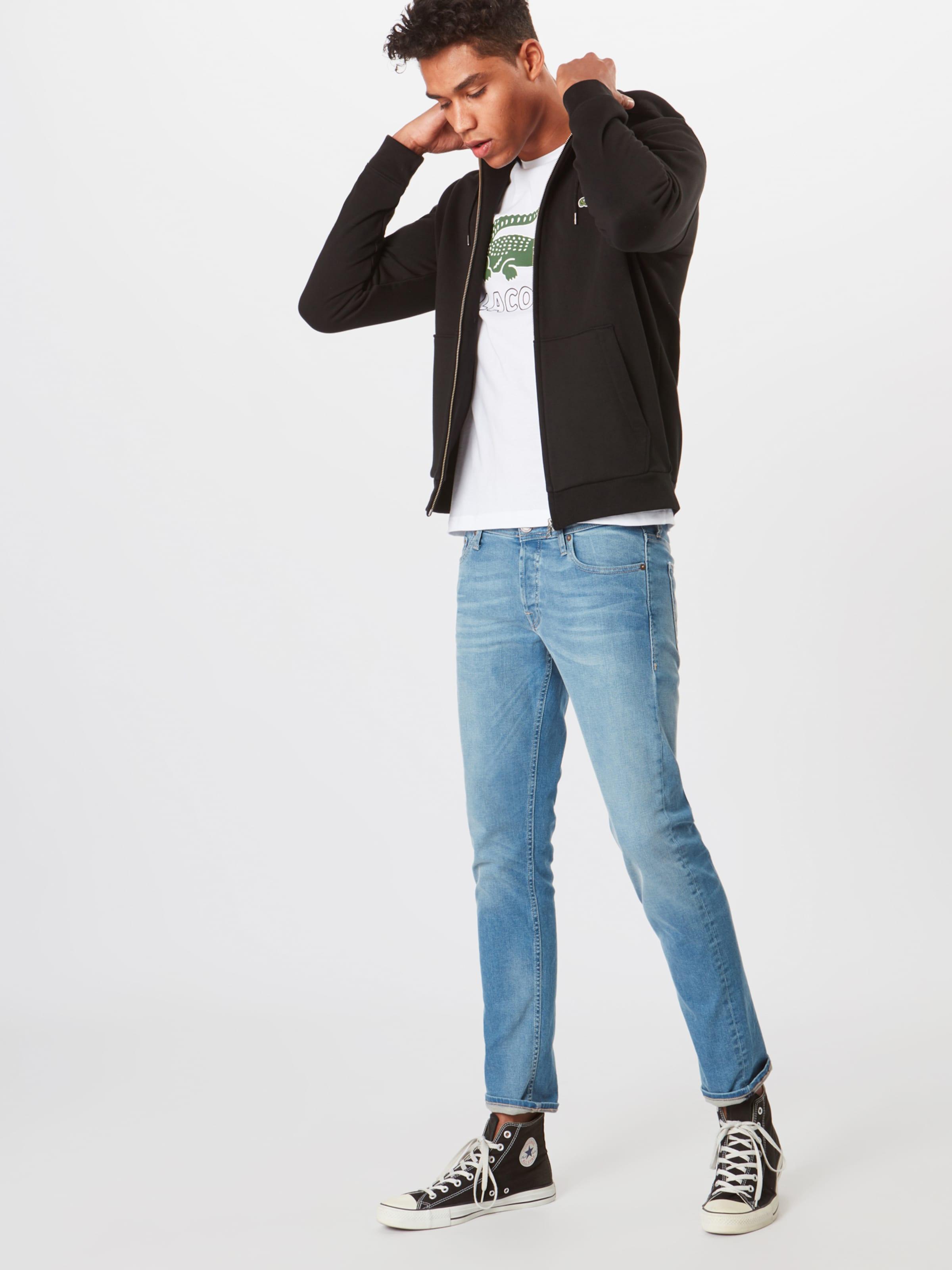 En shirt T Lacoste T VertBlanc Lacoste J1lKcTF