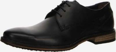 FRETZ MEN Schnürschuhe in dunkelgrau, Produktansicht