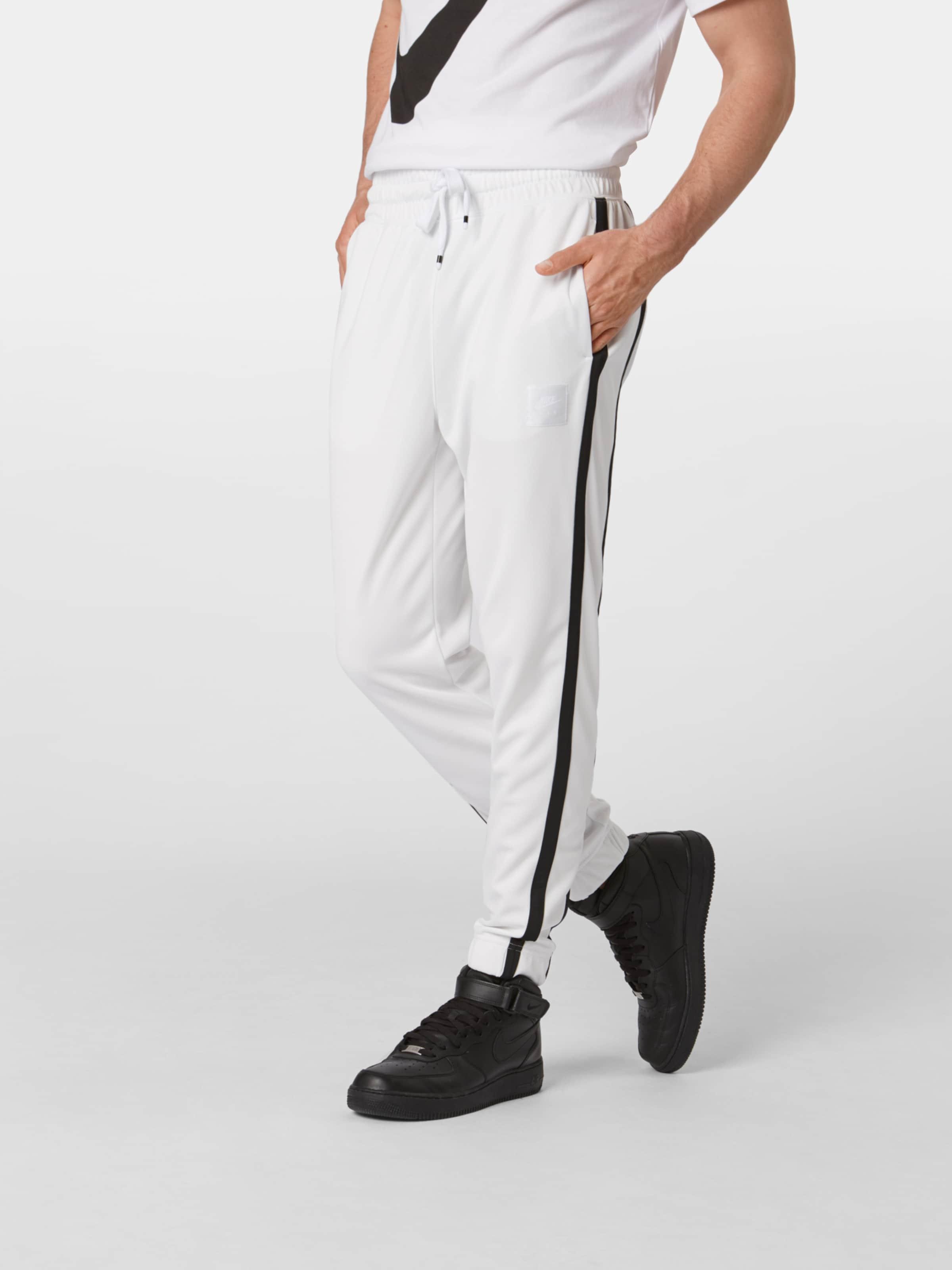 'air' NoirBlanc Sportswear En Nike Pantalon FTclJK1