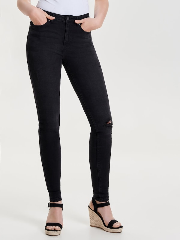 ONLY Pearl High Waist Skinny Fit Jeans