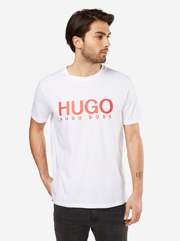 HUGO T-Shirt 'Dolive 10182493 01'