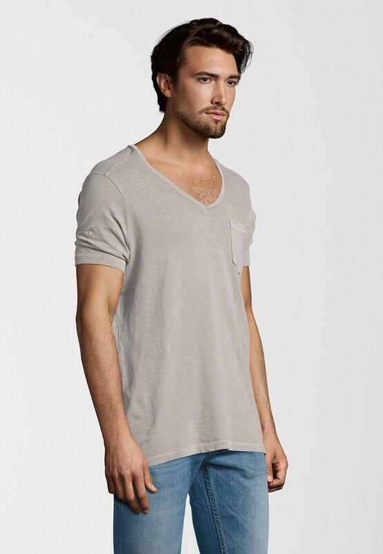 BETTER RICH T-Shirt mit V-Ausschnitt