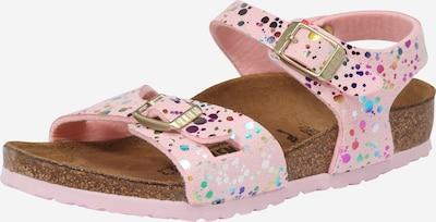 BIRKENSTOCK Sandale 'Rio' in rosa, Produktansicht