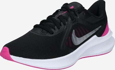 rózsaszín / fekete NIKE Futócipők 'Downshifter 10', Termék nézet