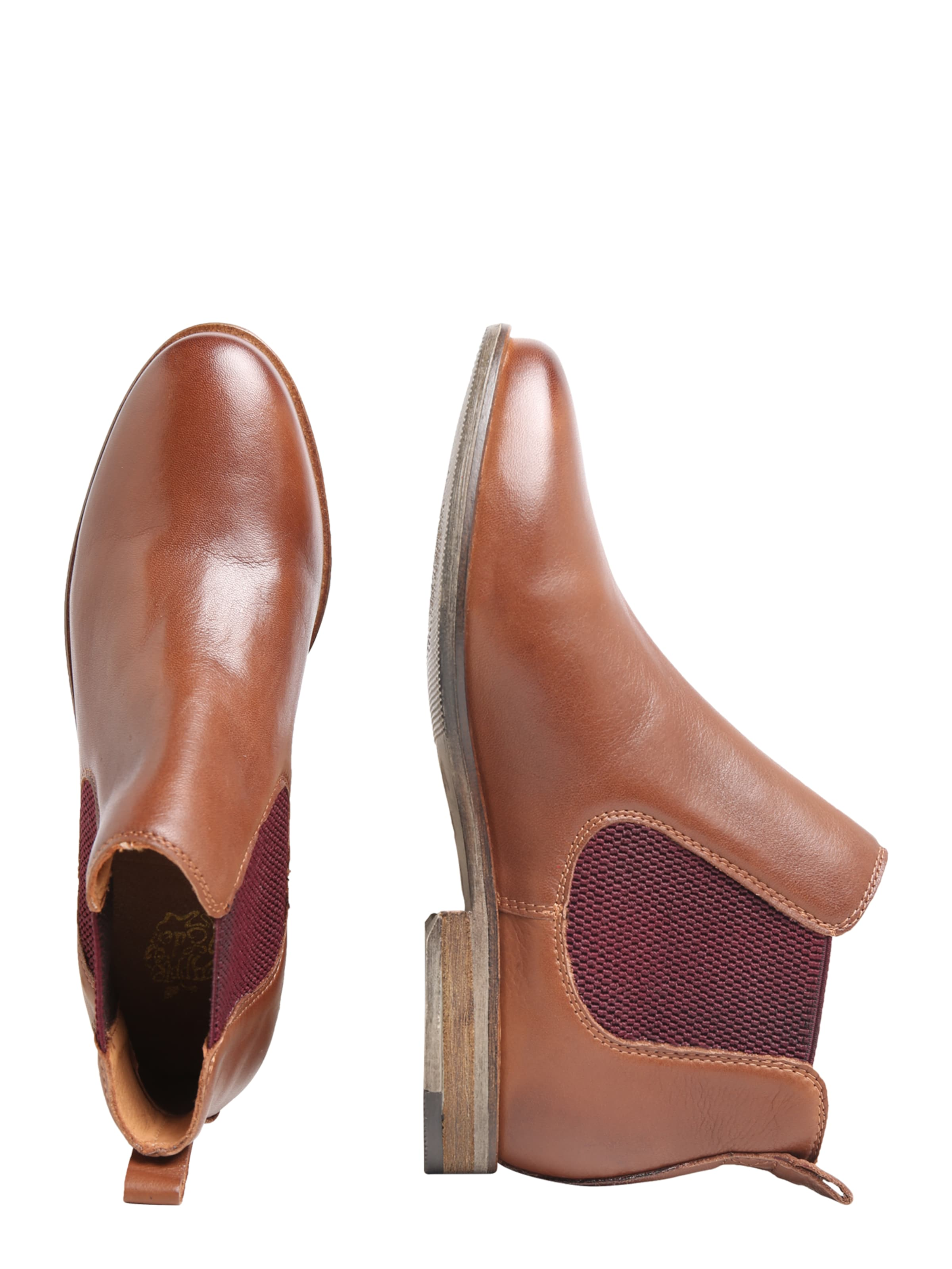 Foncé Chelsea Brun Apple Eden Of 'manon' En Boots 8n0kwXOPN