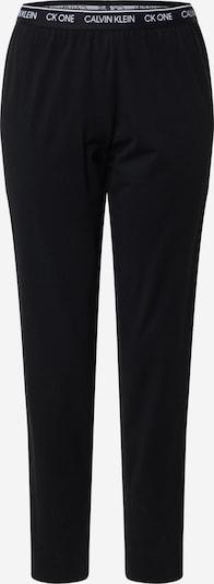 Calvin Klein Underwear Pyjamahose in schwarz, Produktansicht